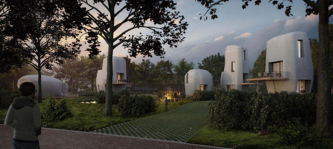 Milestone Eindhoven project by Houben VanMierlo Architecten. Photo curtesy of Houben VanMierlo